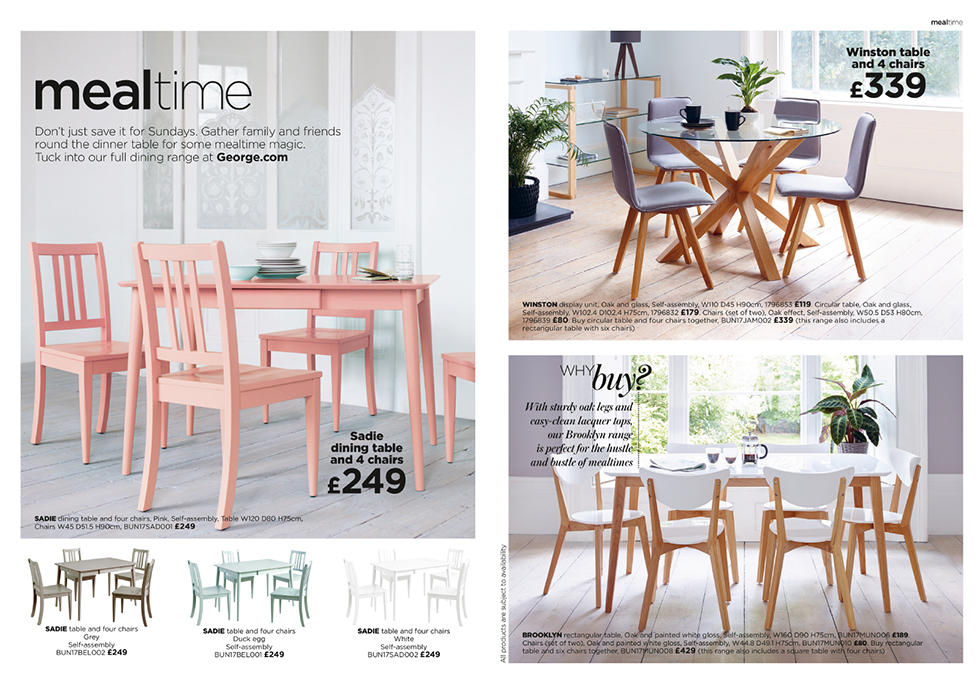Who needs an excuse for a get-together? Check out our quality range of dining furniture and invite the family round.