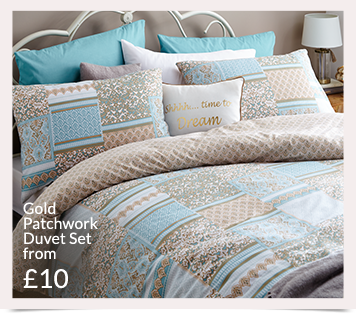 Discover a range of Harmony inspired bedding at George.com