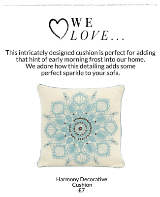Pick from a range of decorative cushions and throws at George.com