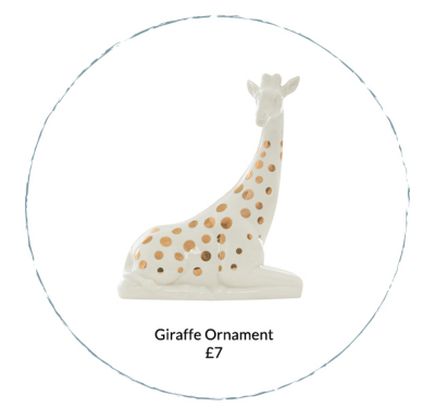 Pick from a range of animal inspired accessories at George at Asda