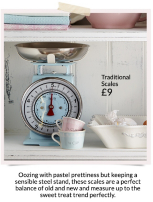 Discover a range of kitchen scales and other accessories at George at Asda