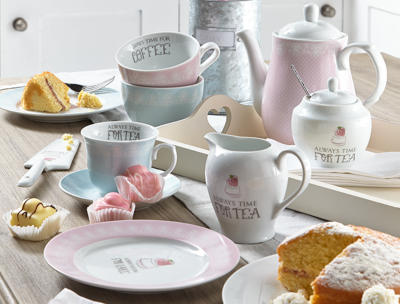 Shop a range of cute and pretty dinner sets at George.com