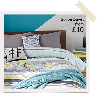 Discover a range of bedding for A/W 2015 at George.com