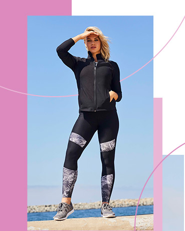 Improve your workout with our range of gym gear