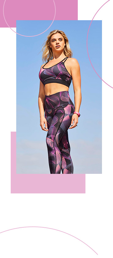 Shop our matching sports bra and leggings