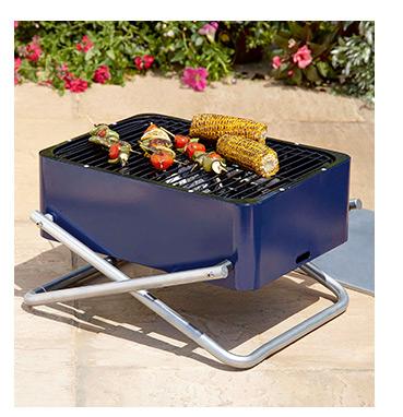 Uniflame Portable Picnic Basket Grill