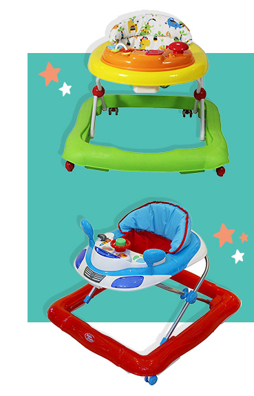 Baby walkers available at George.com