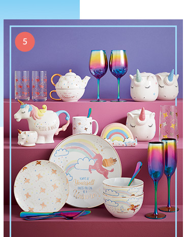 Kit out your kitchen with the latest dinnerware