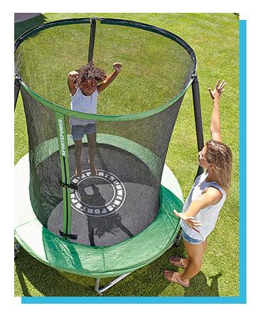 Sportspower 6FT Trampoline & Enclosure