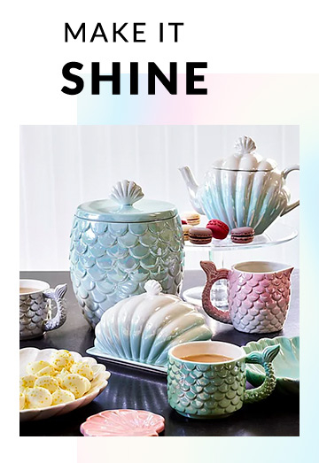 Add a mythical touch to teatimes
