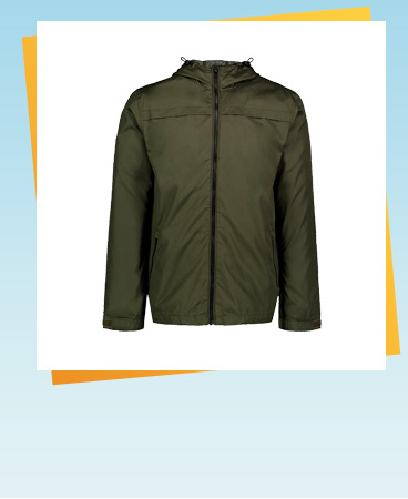 Gear up for the change of weather with our range of jackets, wellies and festival gear