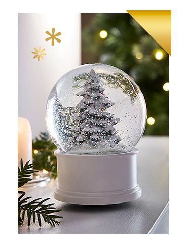 Shop snow globe