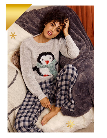 Get into the festive spirit with our fun range of Christmas jumpers