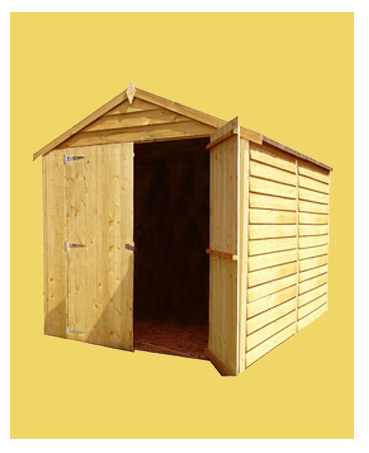 Fairwood 12x6 Apex Double Door Shed