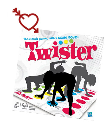 Get the party started with Twister