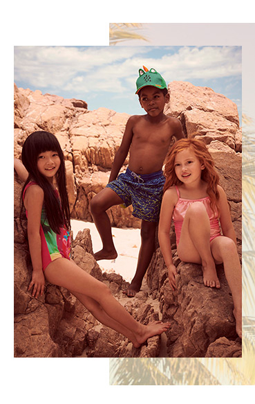 Get the family ready for your next summer getaway with our range of beach essentials