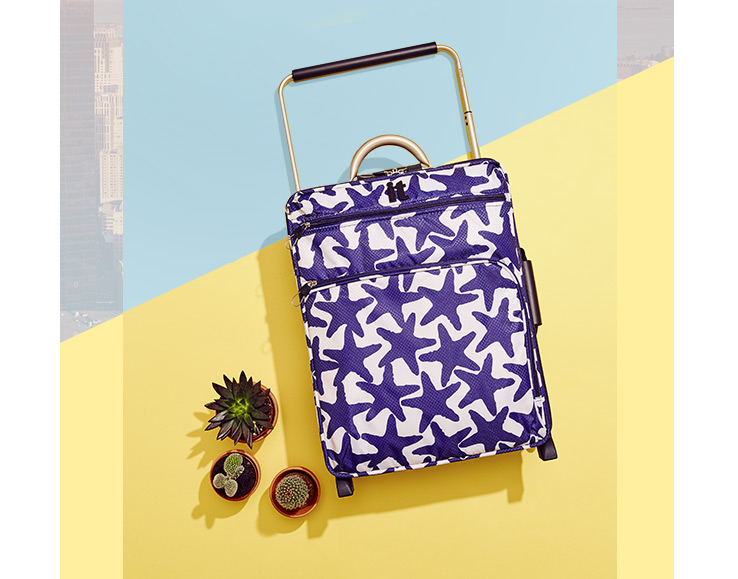 City break? Shop our range of suitcases and travel essentials