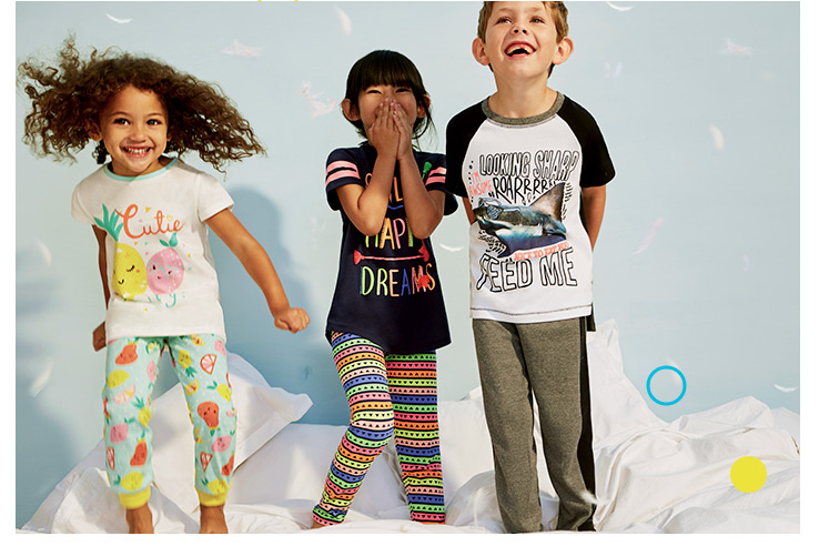 Get the little one's egg-cited for Easter with our new range of clothing for spring