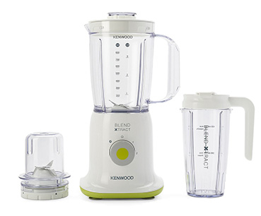 Blenders are ideal for creating nutritious smoothies