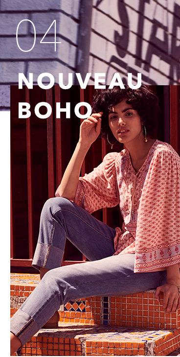Shop bohemian blouses