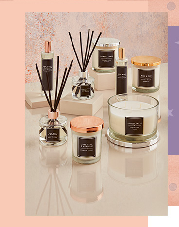Give their room a pleasant aroma with scented candles