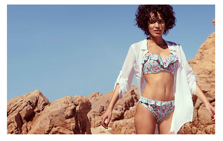 When the sun's out and the pool is calling, make sure you're looking your best in the latest women's swimsuits.