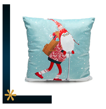 Shop Christmas cushions