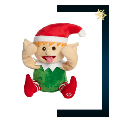 Shop our fun range of Christmas decorations