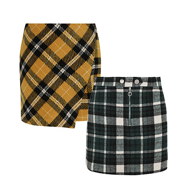Check skirts work for day and night events
