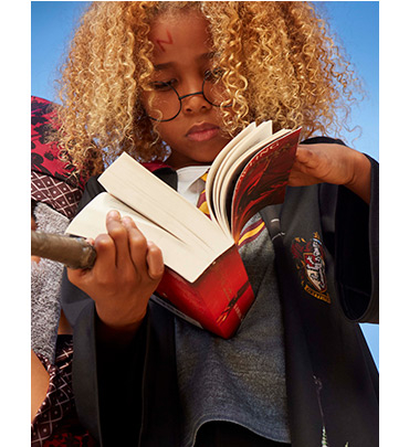 Calling all wizards! Shop Harry Potter costumes here