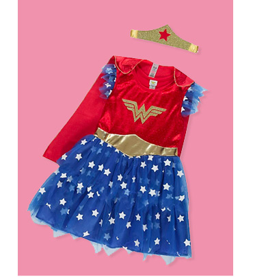 Shop DC Comics Wonder Woman costume