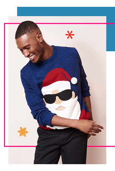 Shop Santa jumper