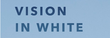 Look a vision in white with our new Summer Blues collection