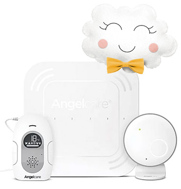 With digital audio and movement monitoring and two-way talk-back communication, you'll be able to better respond to your baby's needs