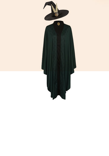 Shop our Harry Potter Professor McGonagall adult fancy dress costume