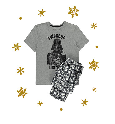 Shop men's pyjamas, nightgowns and slippers