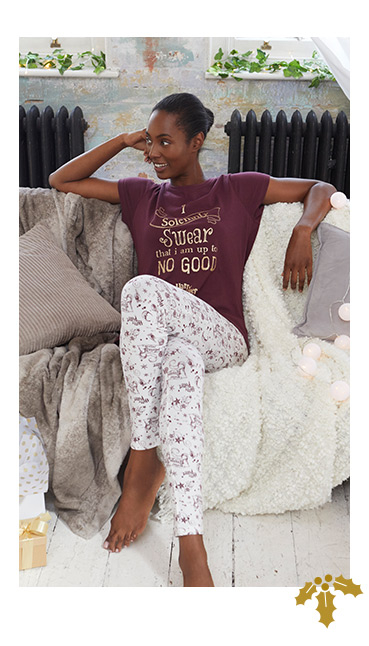 Browse our dreamy range of nightwear for women