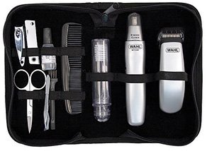 Product shot of Wahl Grooming Gear Travel Kit