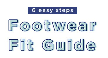 Footwear Fit Guide