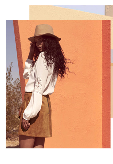 Shop our new Western-inspired collection