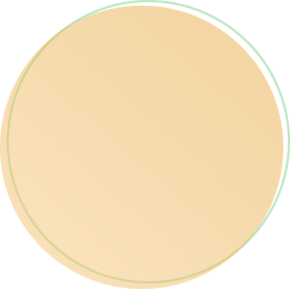 yellow circle illustration