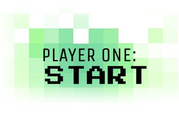 PLAYER ONE: START