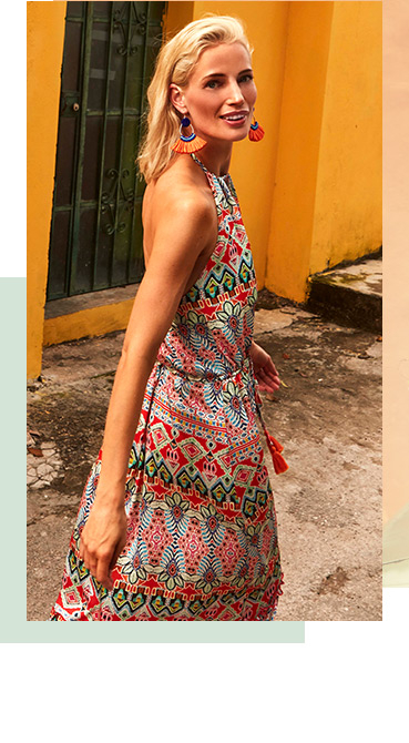 Welcome in the sunshine with our new range of maxi dresses