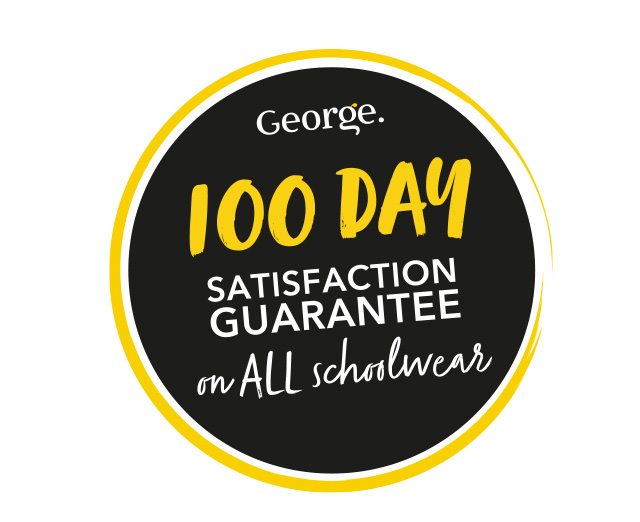 Enjoy a 100 day satisfaction guarantee on colourful school dresses