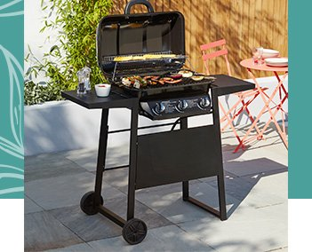 Expert Grill 3 Burner Gas Barbecue