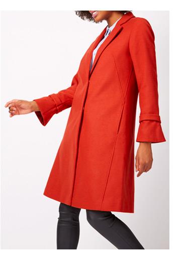 Long Length Coat