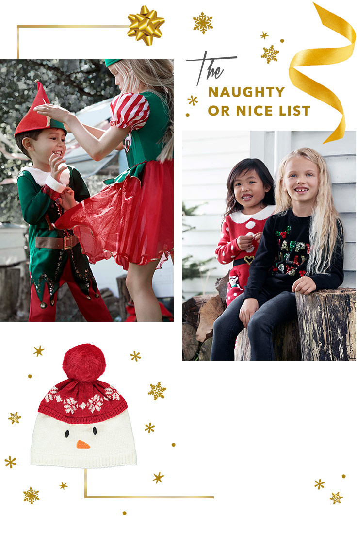 Kit them out for a day of festivities with our range of kids' outfits