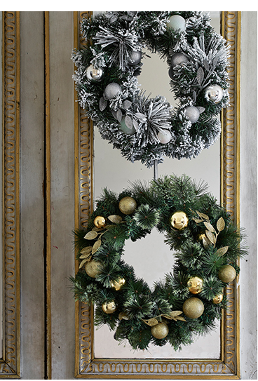 Make your home look fabulous this Christmas with our dazzling range of decorations
