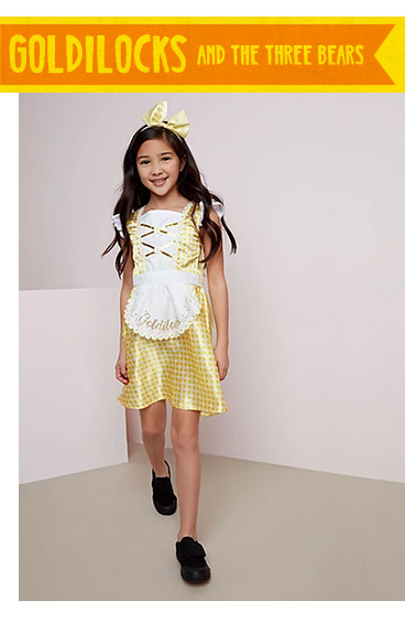 Shop Goldilocks costume