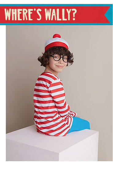 Shop Where's Wally? costume